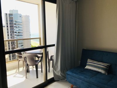 Photo for Flat with sea view of Itaparica