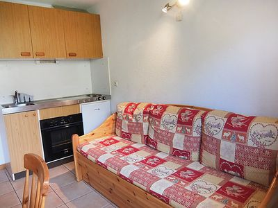 Photo for Apartment Le Sarvan in Les Menuires - 3 persons, 1 bedrooms