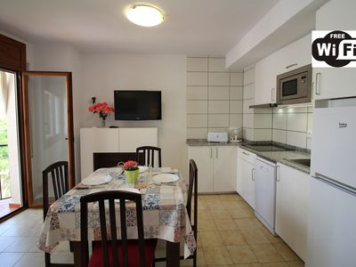 Photo for Apart-Rent-Apartement near the beach and wifi  (2007)