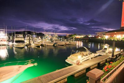 Marina @ night