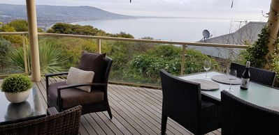 Photo for HI - VUE @ Mt Martha, stunning bay views, newly decorated with a coastal feel