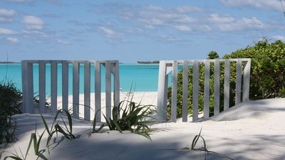 Photo for BEACH FRONT. EXCELLENT WIFI. HEATED POOL. PLEASE GO TO PROPERTY #1557764