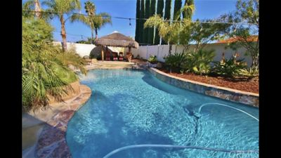 Photo for Private home near wine country with back yard oasis
