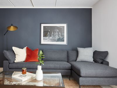 Photo for Colorful 1BR in Back Bay by Sonder