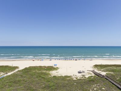 Photo for Enjoy the view and waves crashing from condo 904