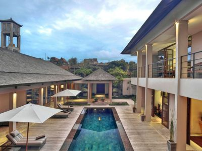 Photo for 2 Bedrooms, stay at 4 Bedroom Jimbaran Luxury Villa, Exclusive Use!