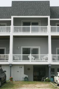 Photo for Bethany Beach Townhouse Ocean and Bay Views with Large Beach