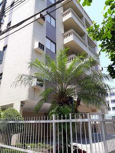 Photo for Excellent apt. 2 bedrooms w / air conditioning, near the beach - ENSEADA