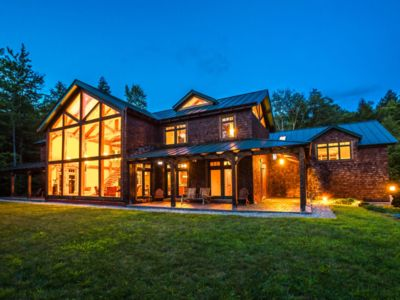 Photo for Ski & Golf In Okemo - Stay In Custom Timber Frame  6,500 sqft
