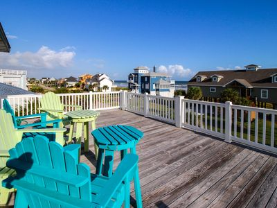 Photo for Dog-friendly oceanview home w/ plenty of room & easy access to fun attractions!