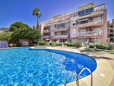 Photo for Apartment Los Jazmines  in Dénia, Costa Blanca - 3 persons, 1 bedroom