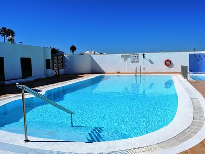 Photo for Plus Lanz Pool Terrace Puerto del Carmen 2!