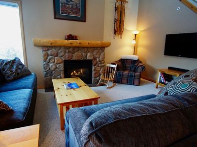 Photo for Stone Creek Chalet | Ski Out | Private Hot Tub | Cleaning Protocols