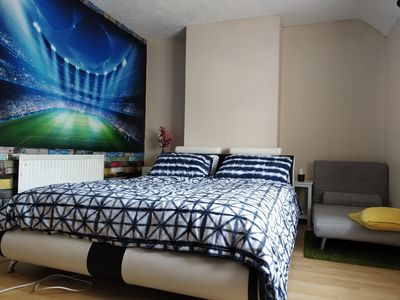 Photo for 2 Bedrooms House (sleep 6)