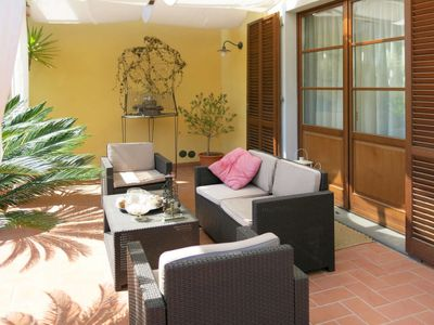 Photo for Vacation home Casa La Rondine (SGT120) in San Giuliano Terme - 7 persons, 3 bedrooms