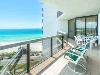 Gulf Views⭐Pools+Tiki Bar⭐2BR☀️2 Step Sanitizing Process☀️Surfside Resort 1103