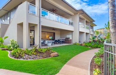 Photo for Maui Resort Rentals: Brand New Luana Garden Villas – 9 Total Bedrooms, Inaugural Discount Rates!