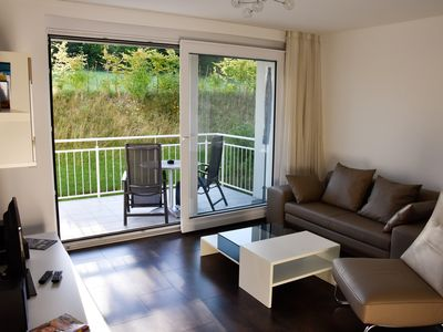 Photo for Modern 2-room apartment with 4 stars certification - Golfhotel 4 golf courses
