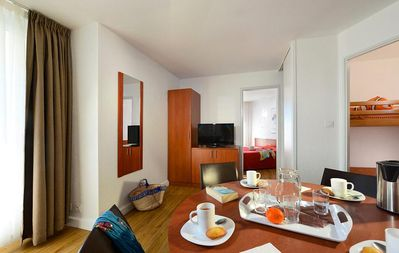 Photo for Résideal residence Antibes **** - 2 Rooms 6 People