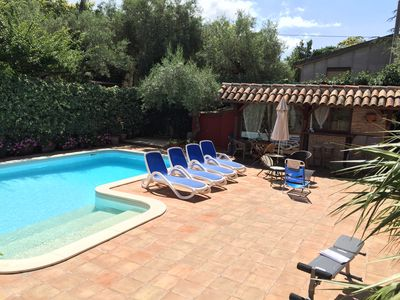 Photo for APARTMENT IN VILLA GIOVANNA is equipped to for all your needs.