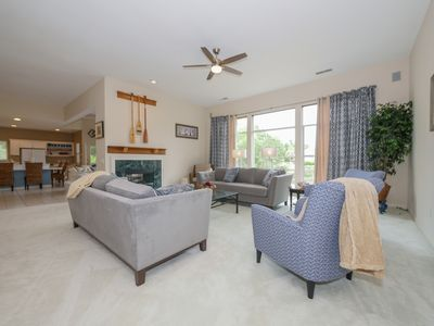 Photo for Beautiful Sea Pines Home, Water Views, Free Bikes, Pool Access, Peaceful 50HW