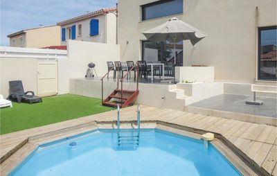 Photo for 3 bedroom accommodation in Gruissan