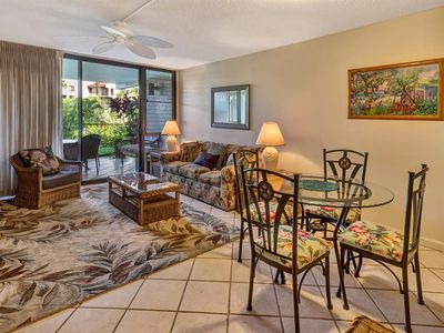 Photo for Smell the Ginger! Ground Floor w/Tropic Décor, WiFi, New Kitchen–Kamaole Sands 6105