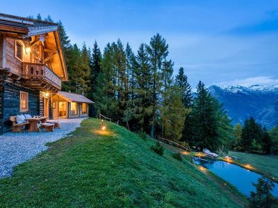Photo for Mountain Chalet Moseralm - Mountain Chalet