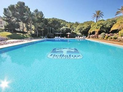 Photo for Lovely sunny 2 bedroom apartment in Bellaluz La Manga Club