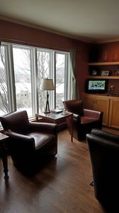 Photo for SNOW CREEK: Slope Side Ski On - Ski Off Ideal Young Family Condo.