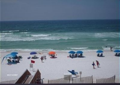 Photo for 2bed/2bath Beach Front condo. UpDated Kitchen!!!!