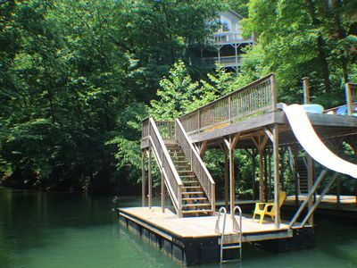 """""""Rustic Haven"""" Cabin On Secluded Cove 2 Minutes From Norris Ski Water"""