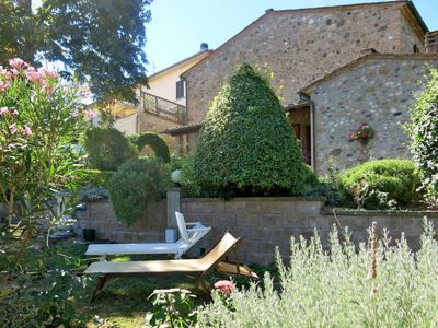 Photo for Vacation home Castagni (OCT102) in Orciatico - 11 persons, 4 bedrooms
