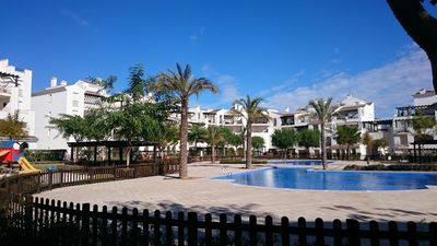 Photo for Holiday apartment in La Torre Golf Resort