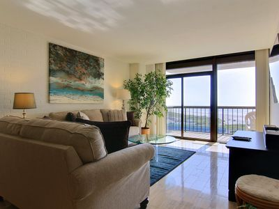Photo for Aransas Princess #709: 2  BR, 2  BA Condominium in Port Aransas, Sleeps 6