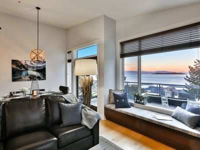 Photo for Oceanview Oasis in Vancouver Island, BC, Canada (Parksville)