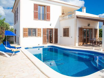 Photo for Holiday cottage Cala Figuera for 6 persons with 3 bedrooms - Holiday home