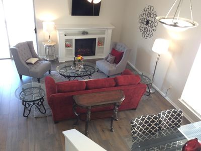 Photo for NEW! First time on market!  Elegant  2 bedroom condo