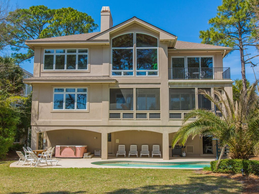 Oceanfront with Pool and Jetted Hot Tub - VRBO
