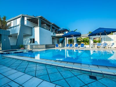 Photo for La Mediteranea Villa Apartments : Poolside Flat