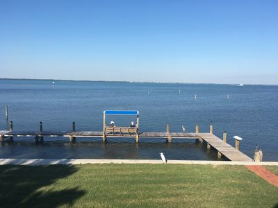 Photo for Gorgeous Sarasota Bay View!  Spacious Condo at Little Gull Resort