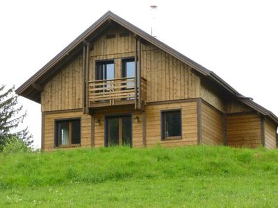 Photo for Exceptional location at the foot of the slopes and Trail start for our 2 chalets