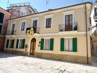 Photo for 1BR Apartment Vacation Rental in ortona a mare