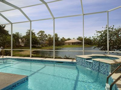 Photo for Stunning Home With WiFi and Membership To The Players Club in Lely