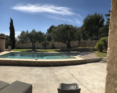 Photo for 3BR House Vacation Rental in La Cadière-d'Azur, Provence-Alpes-Côte d'Azur