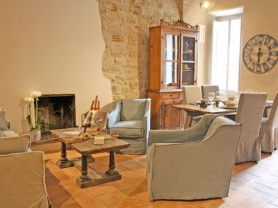 Photo for Exceptional Value! - Stylish, self-contained apartment in central Todi