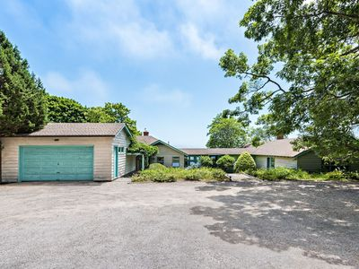 Photo for Quiet waterfront luxury - Beautiful spot year round