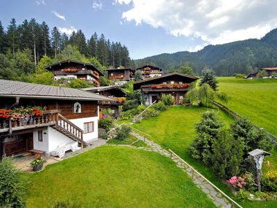 Photo for FEWO type F pussies hut 1. Floor - Exclusive Apartments / Holiday Homes - Reither Almen