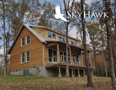 Awesome new vacation home next to Buffalo River National Park.