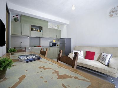 Photo for Seaside Luxurious One Bedroom Athinon Apartment